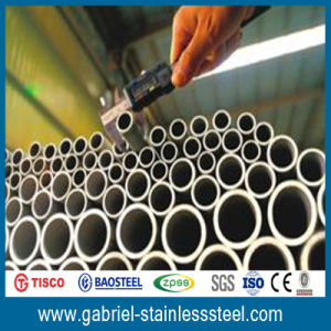 Hot Rolled 304 Stainless Steel Pipe 316L pictures & photos