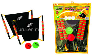 Rubber Foam Toys - Spring Ball Set