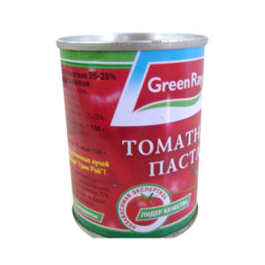 Canned Tomato Paste (140g)