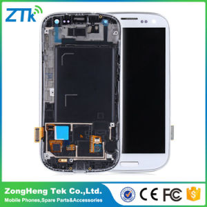 High Quality Mobile Phone LCD for Samsung Galaxy S3 LCD Digitizer pictures & photos
