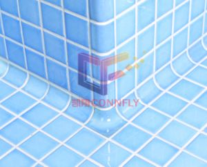Bathroom Swimming Pool Ceramic Glass Mosaic Tile (CST122) pictures & photos
