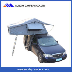 Aluminum Soft Car Roof Top Tent for Sale pictures & photos