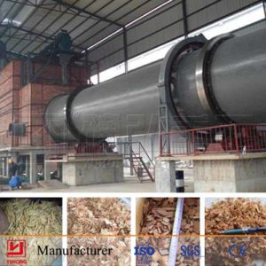 Yuhong Rotary Dryer Machine for Sawdust/Woodchips Drying pictures & photos