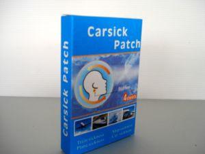 Carsick Patch (FL-003)
