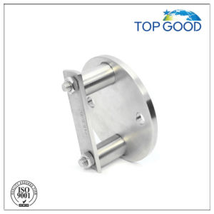 Stainless Steel Round Handrail Post Wall Mount Bracket pictures & photos