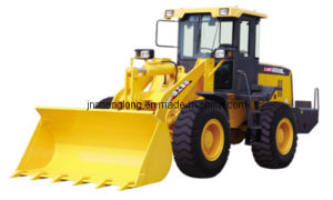 Small Loaders / Lw300f 3 Ton Wheel Loader pictures & photos