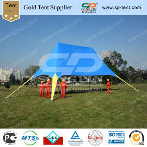 Double Top Star Tent for Outdoor Sport Event pictures & photos