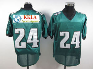 2011 New Green Football Jersey