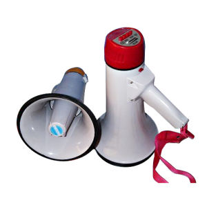 Portable Megaphone HP808 with Sirien pictures & photos