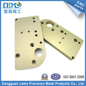 Precision Alloy Steel Custom CNC Milling Parts (LM-1146A) pictures & photos