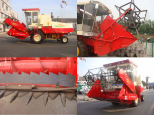 95HP Corn Combine Harvester (4LZ-2.6Y) Farm Machine pictures & photos