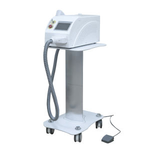 China Top Sale Beauty Clinic Machines 1064nm 532nm Sr Q Switched ND YAG Laser Tattoo Removal Machine pictures & photos