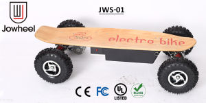 Four Wheel Electric Skateboard with Remote Control