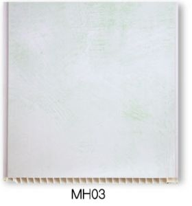 Modern Artistic Designs PVC Resin Bathroom Tile Panel (25cm -MH03) pictures & photos