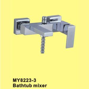 Single Handle Bathtub Mixer Faucet (MY8223-3)