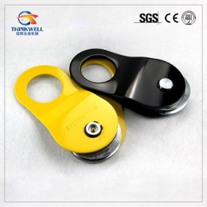 off-Road 10t Universal Slider Single Pulley Snatch Block pictures & photos