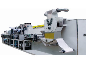 Baby Diaper Machine (JWC-LKA)