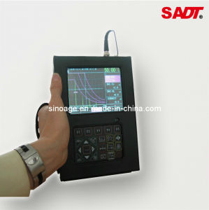 Ultrasonic Crack Detector Used Both in a Lab and Field pictures & photos