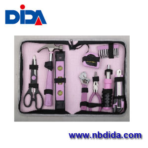 19PCS Pink Tool Sets/Tool Sets for Women/Hand Tools (DD721)