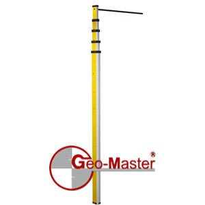 Surveying Equipment Height Measuring Staff (HMS Series) pictures & photos