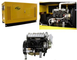 Super Silent 12kVA Diesel Generator (CDY-10KW/12KVA) pictures & photos
