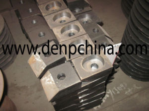 Impact Crusher Spares/ Lining Pusher/ Lining Board pictures & photos