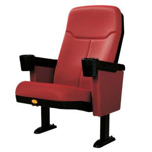 Elegant Public Furniture Movie Theater Seating Commercial Cinema Seats (S97B) pictures & photos
