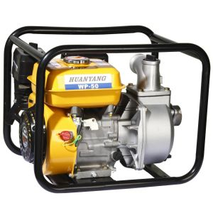 2 Inch Gasoline Irrigation Water Pump with Honda Copy Engine (WP50)