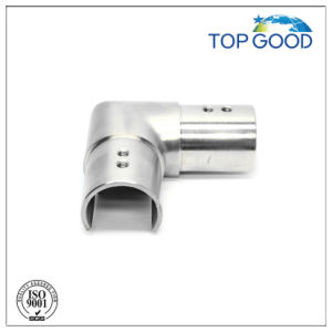Stainless Steel Channel Tube Horizontal Corner Connector pictures & photos