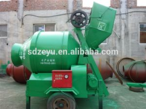 Mini Electric Portable Concrete Mixer for Sale Jzc350 pictures & photos