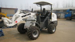 Multi-Function Small Shovel Loader (HQ910C) with CE pictures & photos
