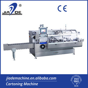 Automatic High Speed Continuous Cartoning Machine (JDZ-260)