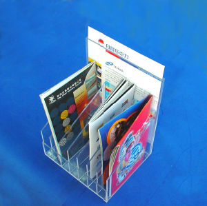 Acrylic Book Display (BD-01)