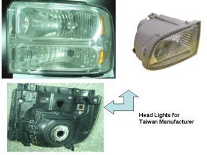 Auto, Car Head Light Mould pictures & photos