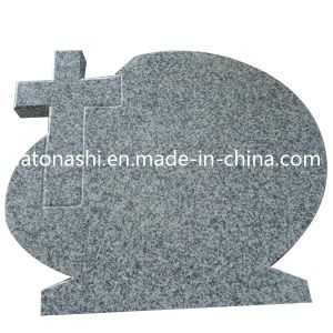 G603 Grey Granite Stone Cross Grave Tombstone / Headstones for Cemetery pictures & photos
