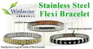 Stainless Steel Expandable Bracelet