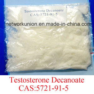 Testosterone Decanoate 98% CAS 5721-91-5 Muscle Building and Anti Aging Oral Test Deca. pictures & photos