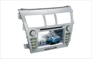 "6.2"" Car DVD Player With GPS/TV/Bluetooth for Toyota Vios (HS6203)"