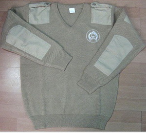 Sudan Military Sweater Pullover Jersey