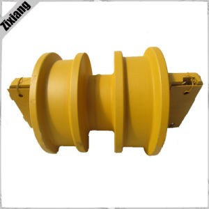 High Quality CNC Machined Part Track Wheel pictures & photos