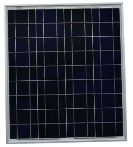 60W Poly Solar Panel for Charging 12V Battery pictures & photos