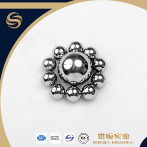 """Steel Ball 3/8"""" with Grade G16"""