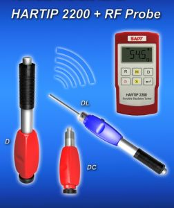 Portable Hardness Tester Hartip2200 with RF Probe D/DC/Dl/D+15/C pictures & photos