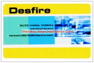NXP Mifare DESFire 4K / 8K Card