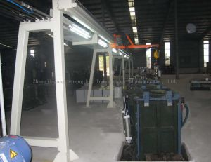 Simple Linear Refrigerator/Freezer Cabinet PU Foaming Line (SLFL-10-200/100) pictures & photos