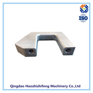 Aluminum Alloy Precision Casting for Door Handle pictures & photos