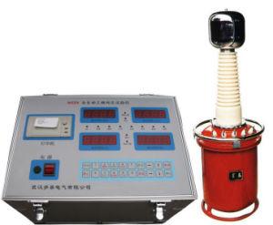 Box-Type AC High Voltage Test Set Gas Transformer (DTZY)