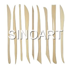 Wooden Sculptural Tool Set (SFT052)