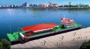 LNG Refueling Ship - 2