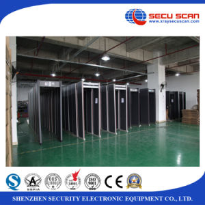 Walk Through Metal Detector Supplier for Hotels, Embassy pictures & photos